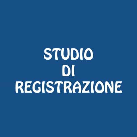 Studio di Registrazione - EM Music